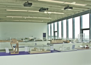 Turner Contemporary Model Exhibition